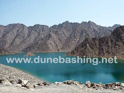 hatta ponds tours