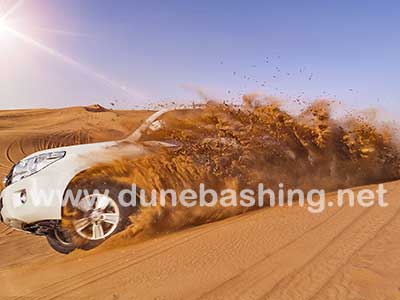 dune bashing in dubai desert